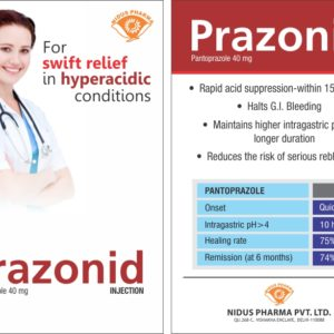 PRAZONID INJECTION